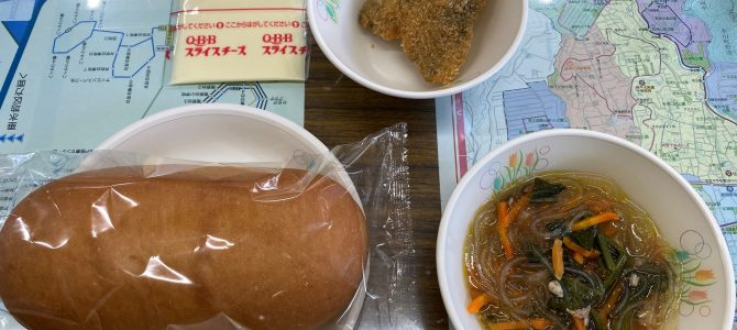 神戸市中学校給食 親子調理方式視察