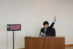 平成29年度予算特別委員会①